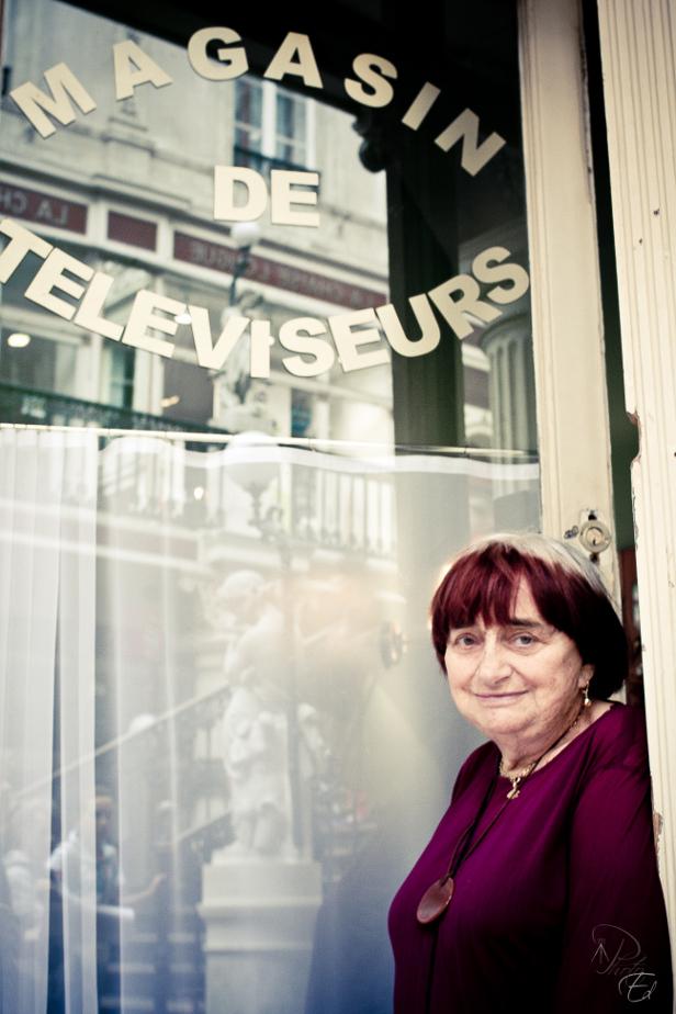 Merci à Agnès Varda