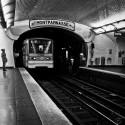Direction Montparnasse