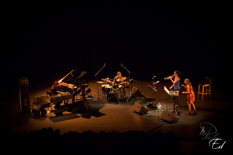 Airelle Besson Quartet | RDV de l'Erdre