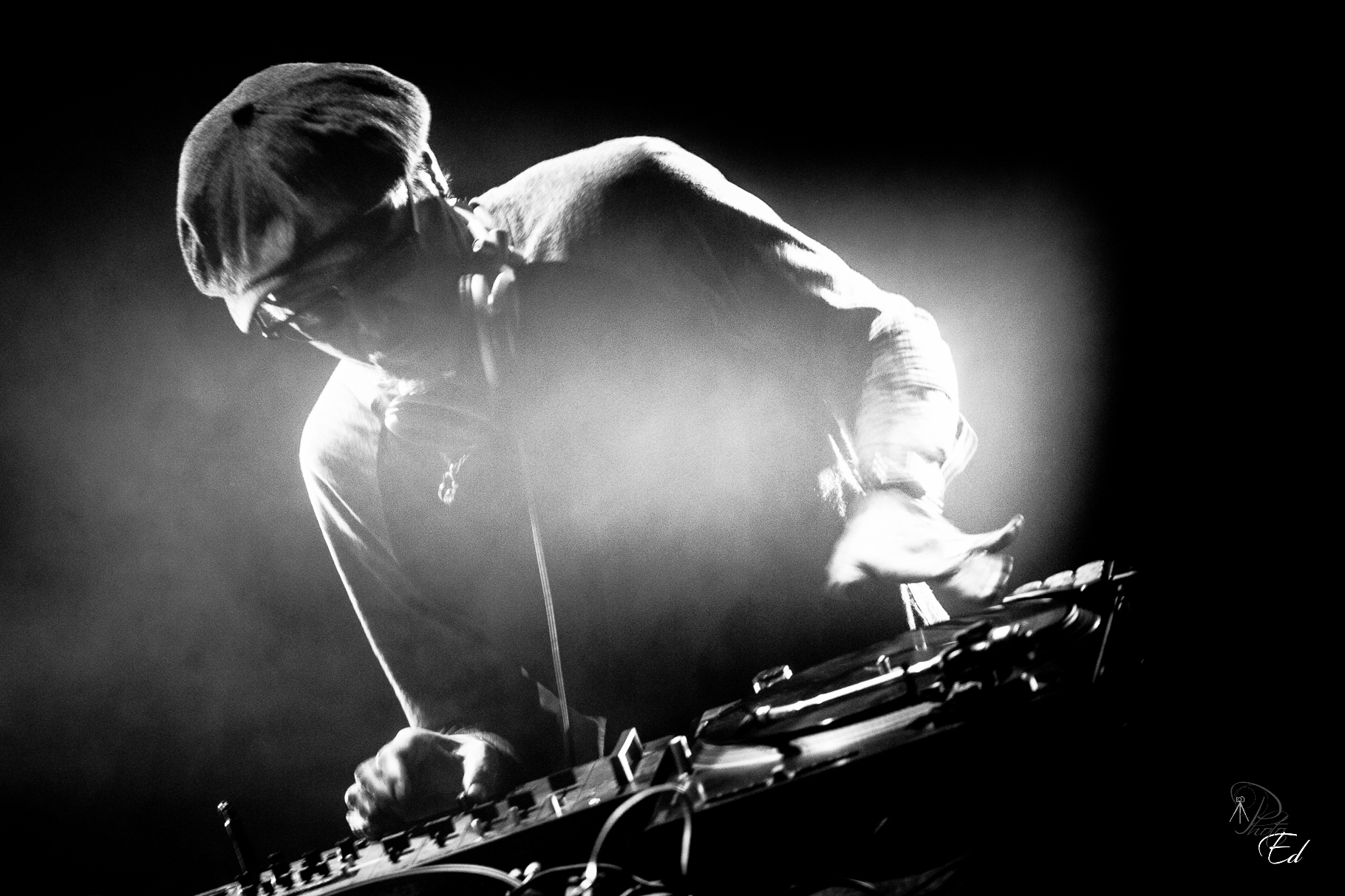 DJ Krush | VIP – St.-Nazaire