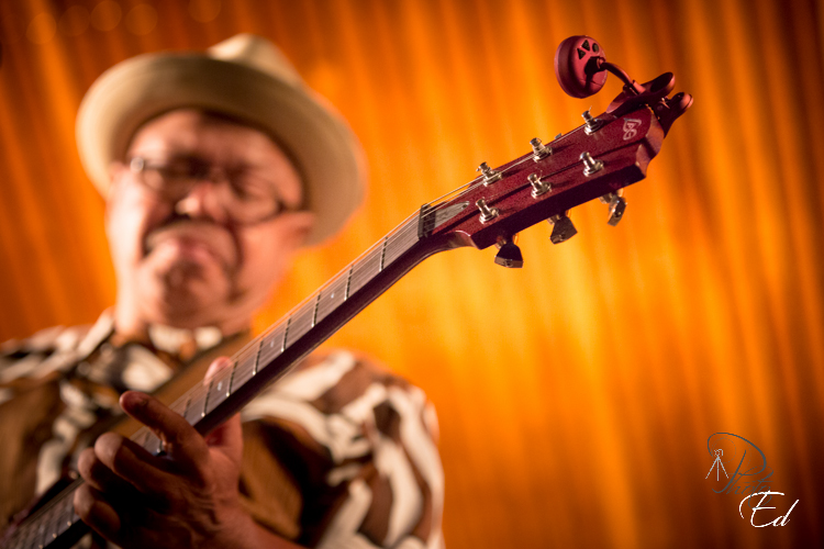 Larry Garner & Neal Black Blues Band | RDV de l'Erdre 2016